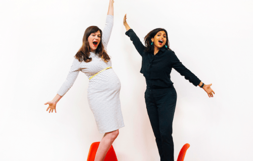 Zainab Ghadiyali & Erin Summers