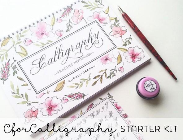 CforCalligraphy Starter Kit